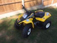 Suzuki lt80 like new in very good condition runs fine ready 2 use £895 or swaps