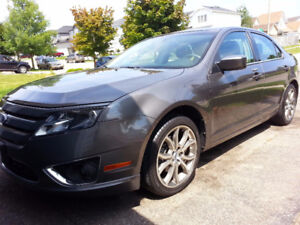 2011 Ford Fusion SEL // LEATHER AWD SPORTS PKG
