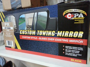 For towing mirrors