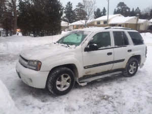 Great vehicle for the Winter,Camp, Cottage,  and 4 X 4 ing