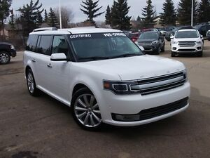 2014 Ford Flex Limited AWD CERTIFIED PRE OWNED