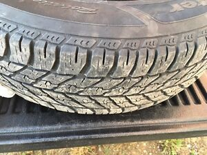 Winter snow Tires  235/65/17