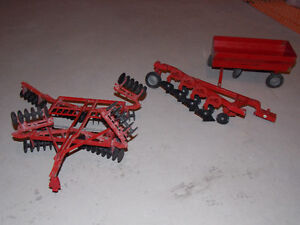 Farm Equipment Attachments, Massey Ferguson