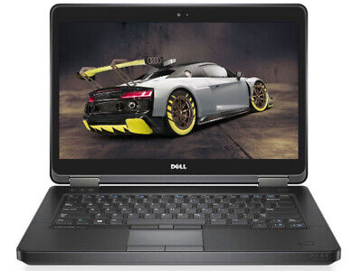 Gaming Dell Intel i5 2.9GHz 8GB WiFi HDMI Laptop Computer Windows 10 pro 64 bit