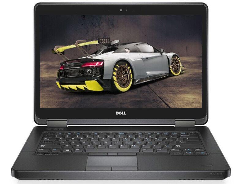 Laptop Windows - Gaming Dell Intel i5 2.9GHz 8GB WiFi HDMI Laptop Computer Windows 10 pro 64 bit