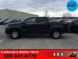 2015 Chevrolet Colorado WT  V6 4X4 CAM APPEARANCE-PKG  BT