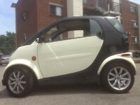 Smart fortwo Diesel 2005 ****seulement 94000km