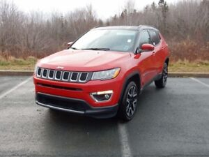2017 Jeep COMPASS LIMITED NEW BODY STYLE!  LOADED!