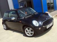 MINI One 2005 Astro Black R50 - Salt Pack, A/C