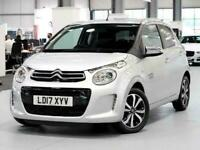 2017 Citroen C1 1.2 PureTech Flair 5dr Hatchback Petrol Manual
