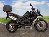 Triumph Tiger 800 XC *Low miles, Top box, Engine bars*