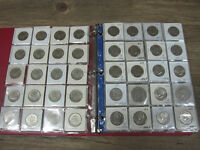 USA 150 Coin Collection 1964-2009 Kennedy Silver Eisenhower more