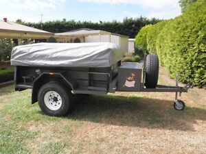Camel Group Camper Trailer - Sleeps 6 - Off Road Warragul Baw Baw Area Preview
