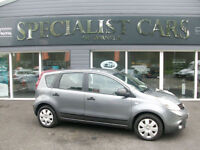 Nissan Note 1.5dCi ( 86ps ) Visia