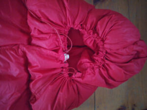 Henkel  Oie/Dawn light/leger winter/hiver hiking Sleeping bag