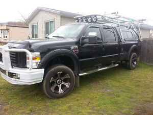 2008 Ford F-350 Super Duty Pickup Truck