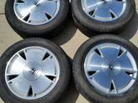 Honda Fit Hybrid wheels and tires PRICE REDUCED