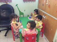 HOME DAYCARE PLACE AVAILABLE