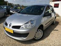 RENAULT CLIO EXPRESSION 1.5 DCI Silver Manual Diesel, 2006