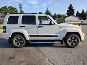 Jeep Liberty 2008 North Edition 4x4 3.7L Clean Title