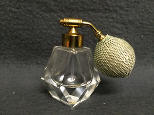 Collectible Antique Antique Glass Perfume Atomizer London Ontario image 2