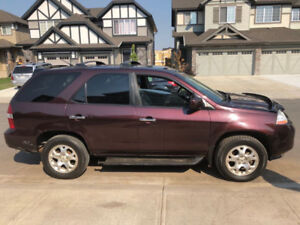 ACURA MDX FOR SALE!