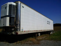 !!! Reefer Trailer for Sale!!! 48 ft  Thermo King