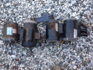 4 Electric Motors