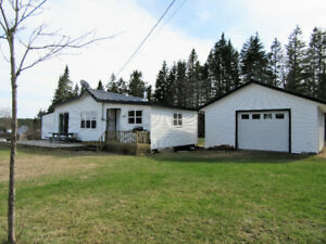 2 Bedroom Year Round Cottage....With Garage