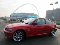 2003 BMW 3 Series 2.0 320td SE Compact 3dr