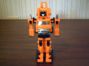 Transformers: G1: Grapple - USED