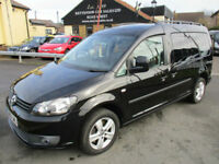 2010 Volkswagen Caddy C20 Life Auto WAV 7 Seater Wheelchair Accessible Vehicle