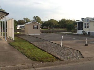 RV LOT FOR RENT INFL