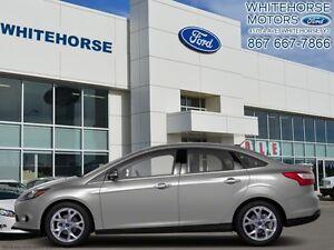 2013 Ford Focus Titanium   - $132.89 B/W  - Low Mileage