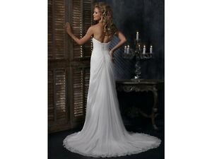 PRICE DROP Brand New TagsON Maggie sottero Wedding Dress Size 22 Peterborough Peterborough Area image 2