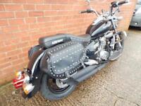 KEEWAY SUPERLIGHT 125 MOTORCYCLE