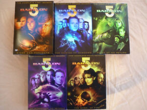 Babylon 5 on DVD