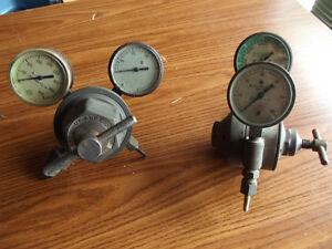 acetylene welding regulators