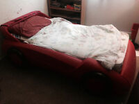 Twin car bed for sale