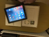 iPad 2 with box,charger, cable, manuals great condition black