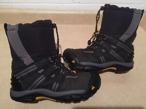 Men's Keen Dry Waterproof Winter Boots Size 7.5 London Ontario image 1