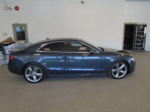 2010 AUDI A5 2.0T S-LINE AWD! 6 SPD! 131,000KMS! ONLY $20,900!!!