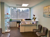 Healthcare room for lease in a Holistic Health office