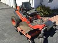 2008 KUBOTA ZD331 LAWNMOWER