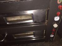 Cuppone pizza oven