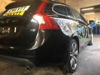 VOLVO V60 2.4D D5 Geartronic 2011MY SE full service history. 1 previous owner