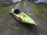 Emotion sit on top kayak