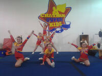 INSPIRE CHEERLEADING COMPETITION TEAM