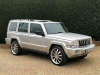 2007 Jeep Commander 5.7 V8 Limited 4x4 5dr SUV Petrol Automatic