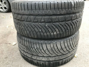Pnues Hiver/Winter Tires 255/35/19 255/45/18 275/40/20 255/35/19